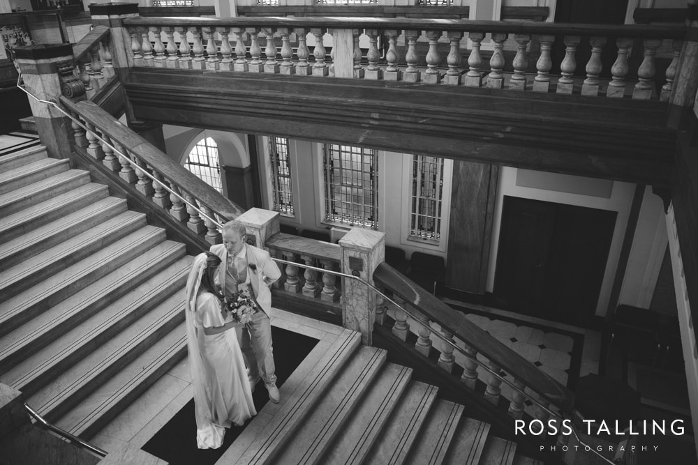 Lucy and Andrew's London Wedding – Islington Town Hall