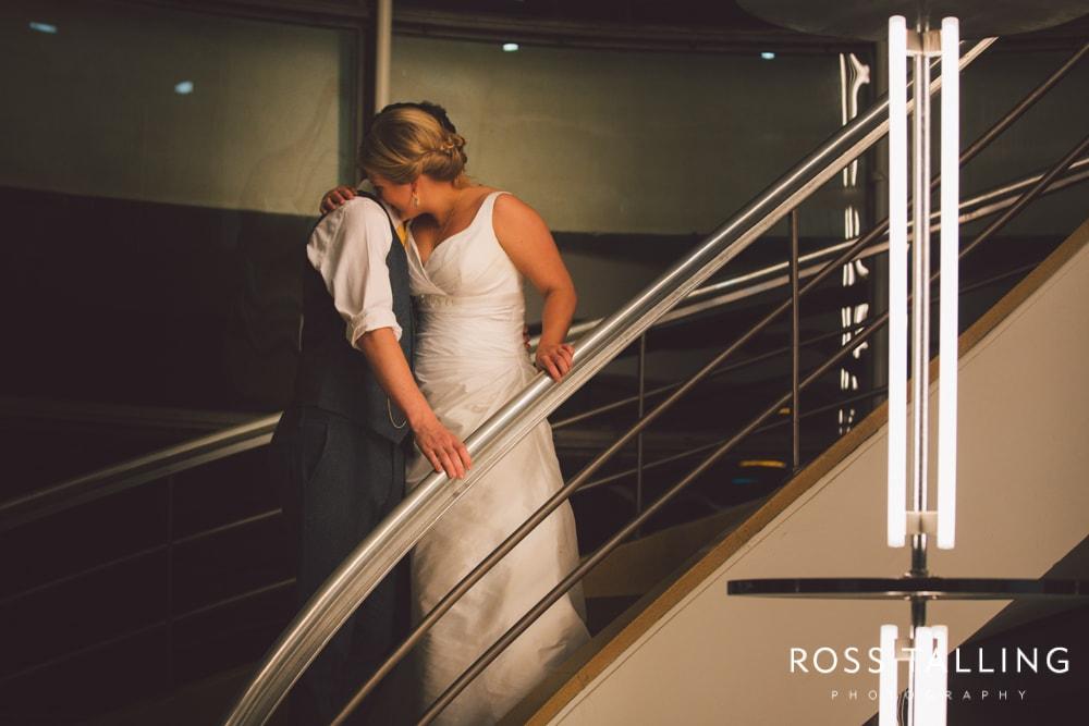 Wedding Photography De La Warr Pavilion