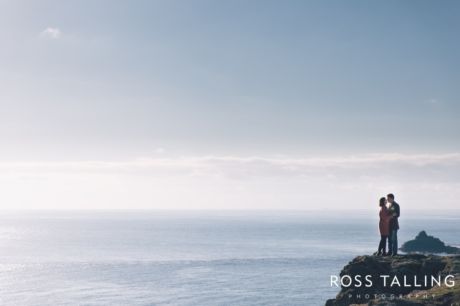 Yulia & Ivan's Elopement Wedding at BoHo Cornwall