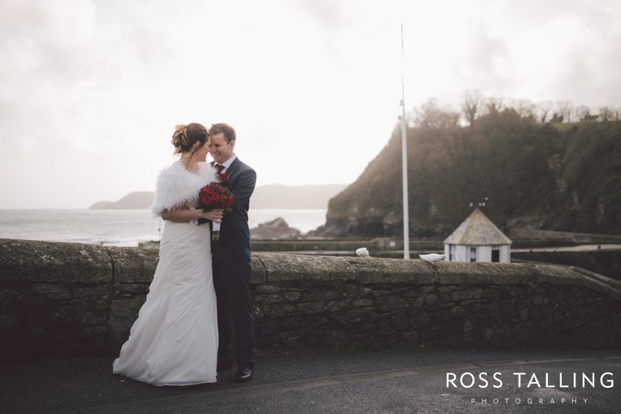 Paula & Tom's Christmas Wedding – Carlyon Bay Hotel