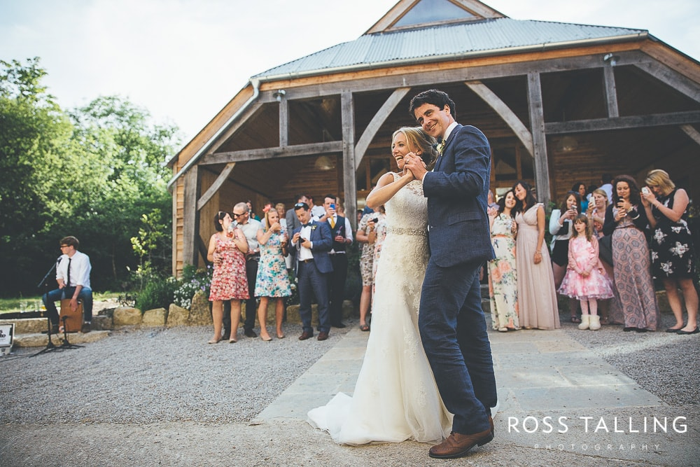 Nanacarrow Farm Wedding in Cornwall