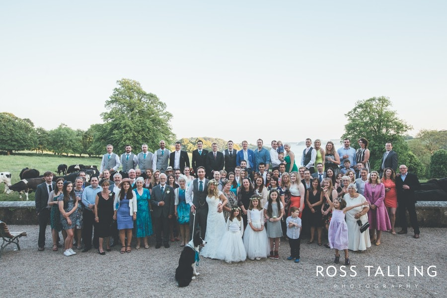 St Just in Roseland Trelissick Wedding Photography Cornwall-186