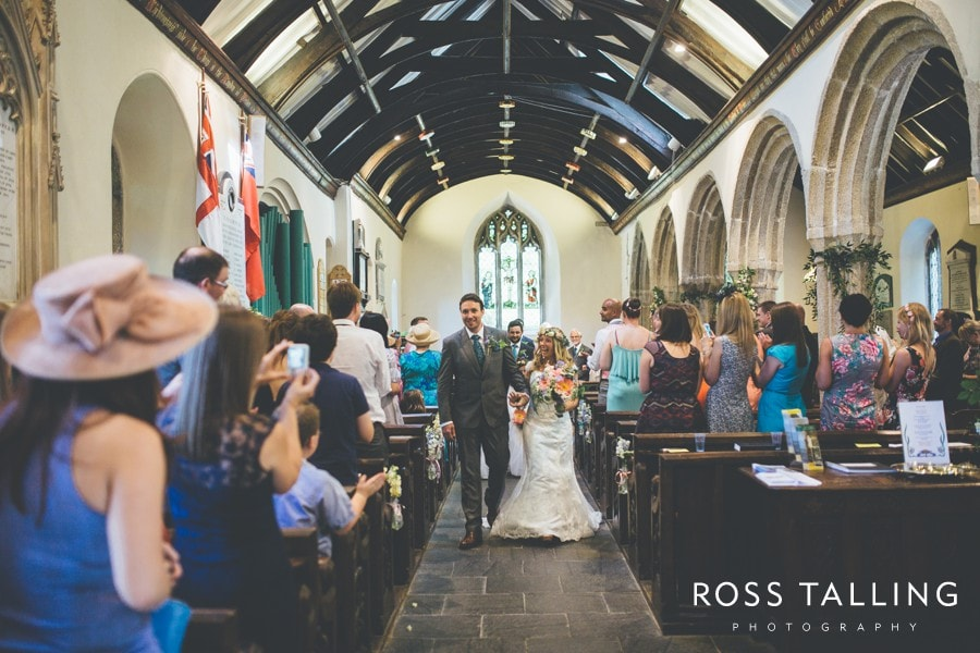 St Just in Roseland Trelissick Wedding Photography Cornwall-97