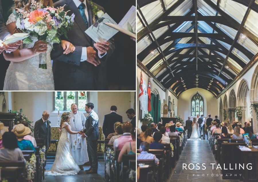 St Just in Roseland Trelissick Wedding Photography Cornwall-78