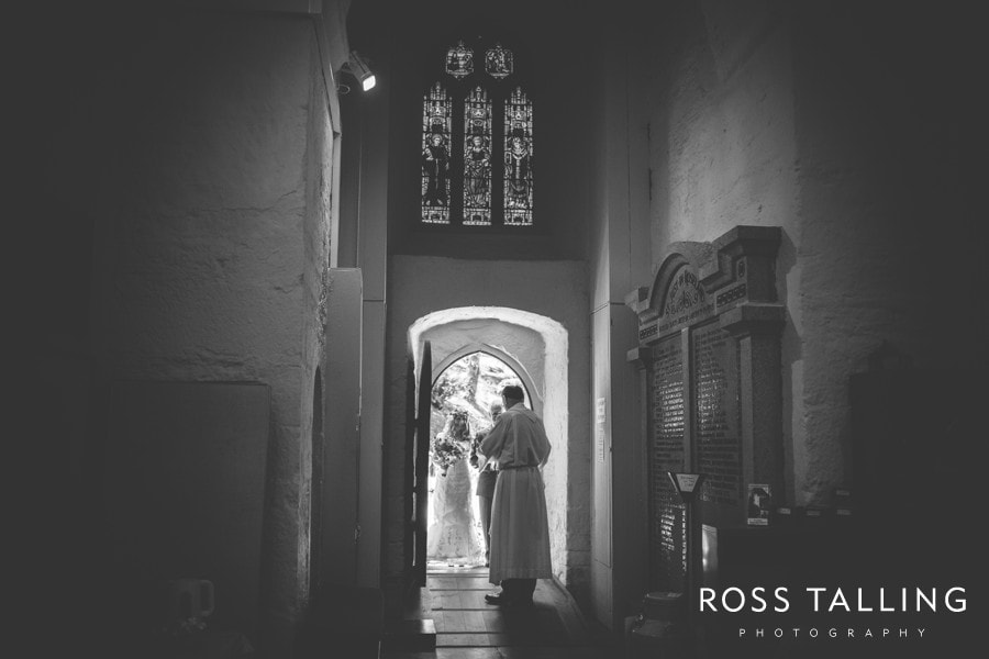 St Just in Roseland Trelissick Wedding Photography Cornwall-73