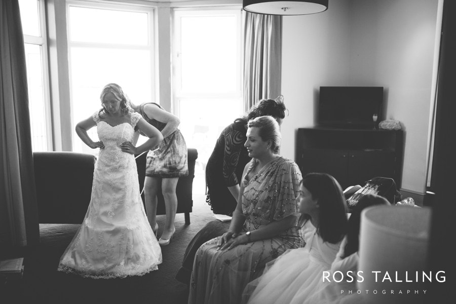 St Just in Roseland Trelissick Wedding Photography Cornwall-33