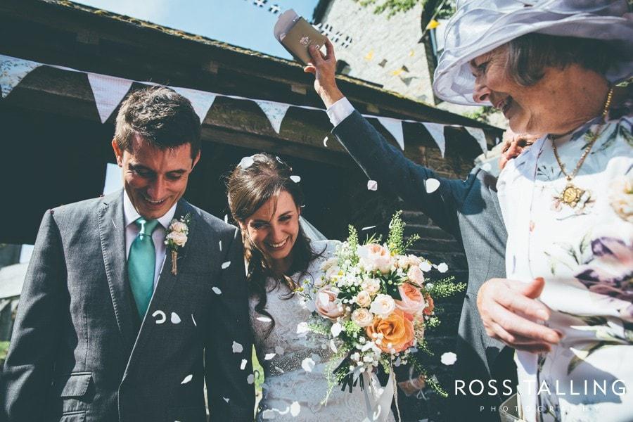Wedding Photography Cornwall Nicola and James St Columb Major79