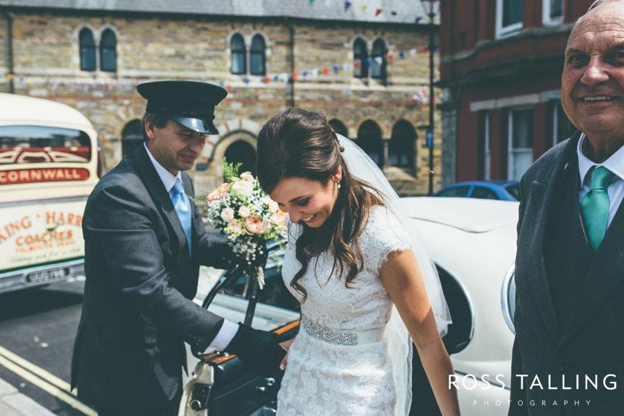 Wedding Photography Cornwall Nicola and James St Columb Major44