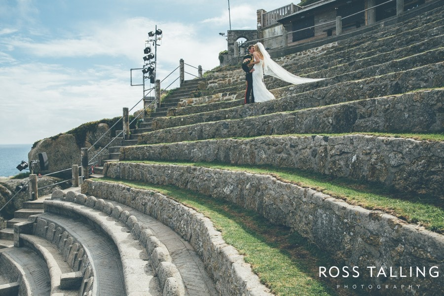 Minack Porthcurno Beach Wedding Photography_0087