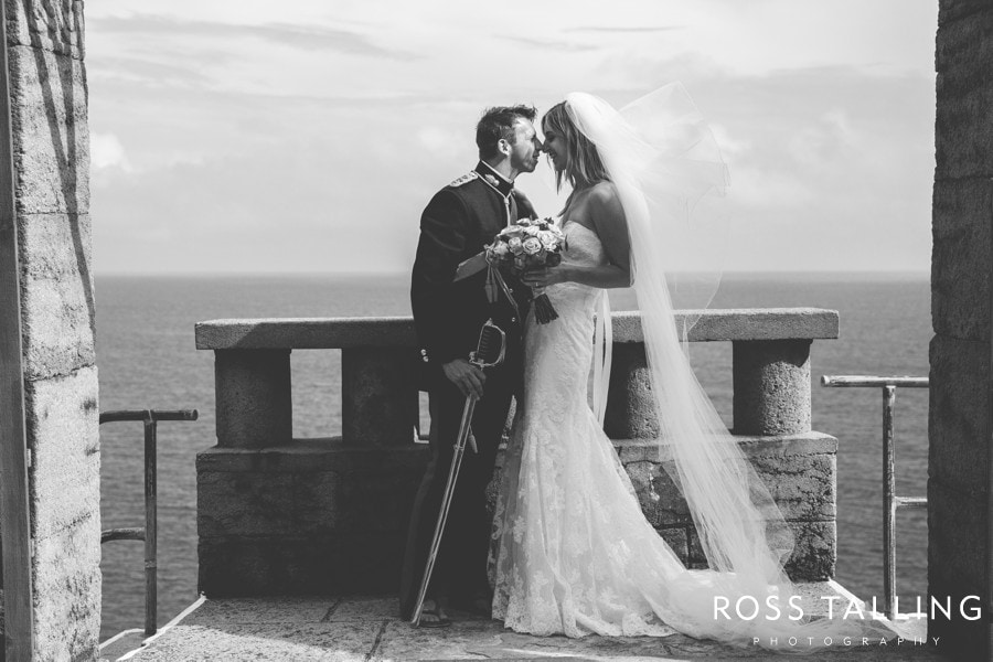 Minack Porthcurno Beach Wedding Photography_0081
