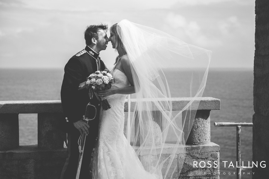 Minack Porthcurno Beach Wedding Photography_0079