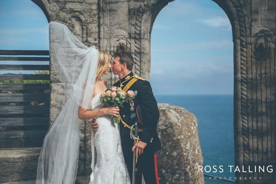 Minack Porthcurno Beach Wedding Photography_0077