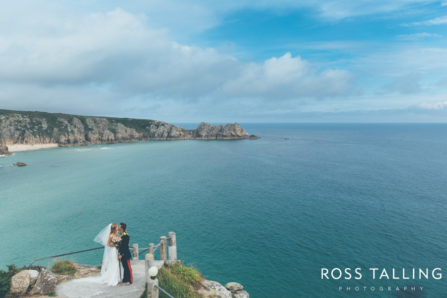 Minack Porthcurno Beach Wedding Photography_0074