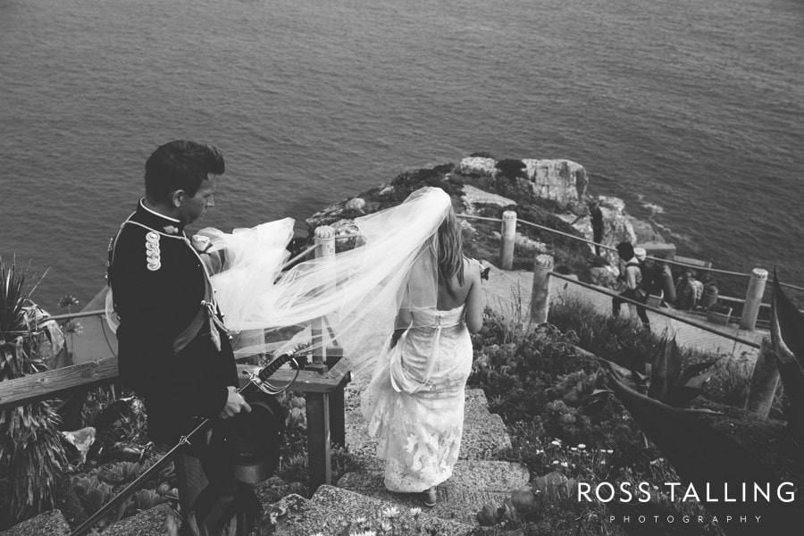 Minack Porthcurno Beach Wedding Photography_0073