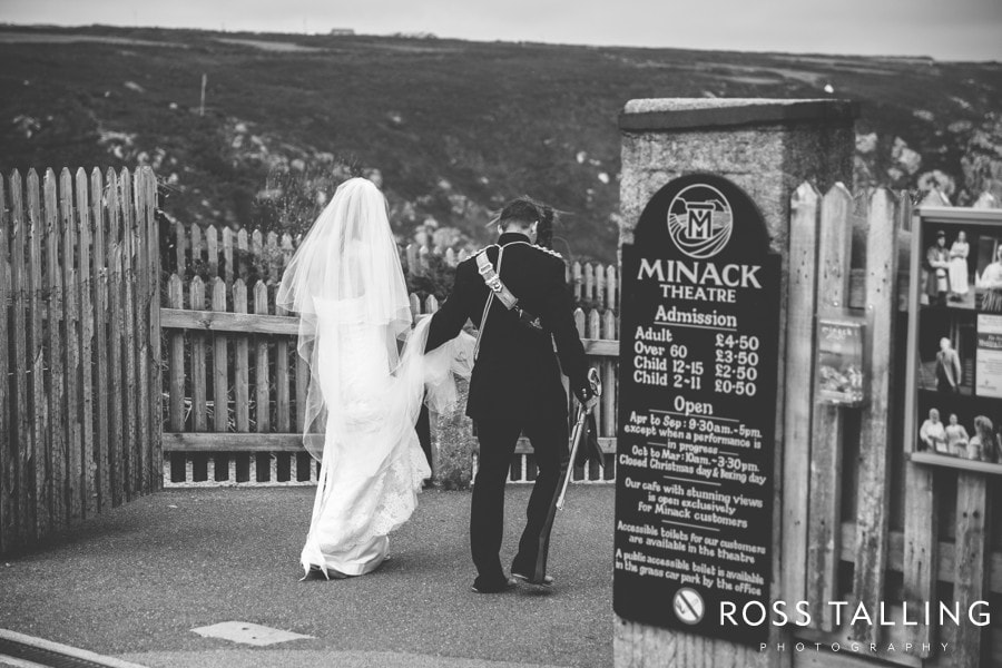 Minack Porthcurno Beach Wedding Photography_0072