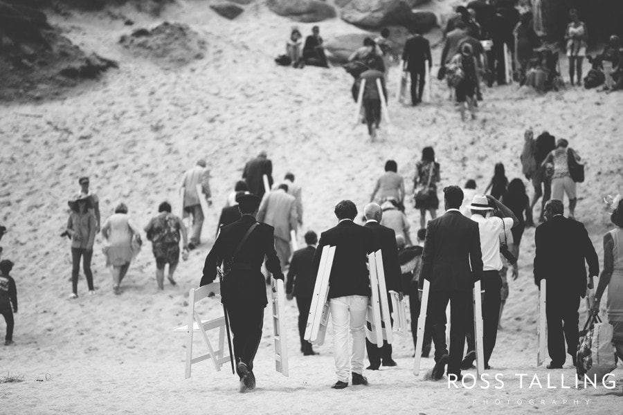 Minack Porthcurno Beach Wedding Photography_0070