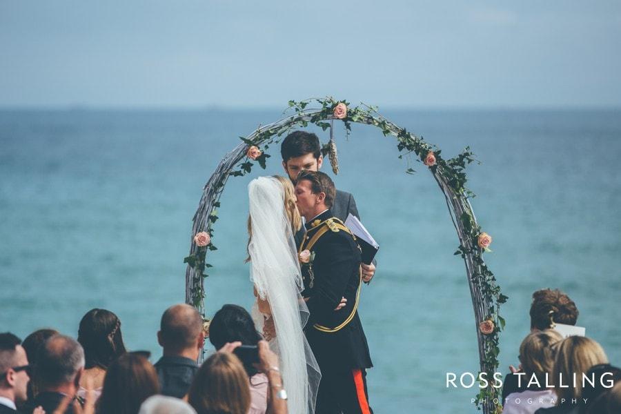 Minack Porthcurno Beach Wedding Photography_0060