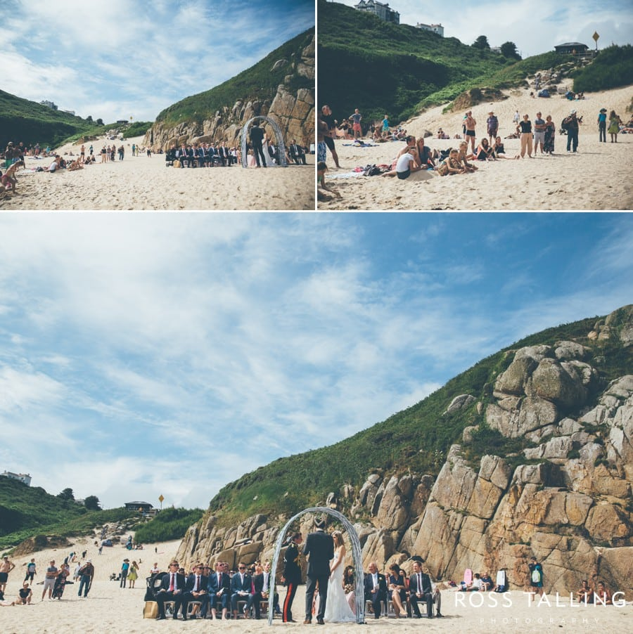 Minack Porthcurno Beach Wedding Photography_0055