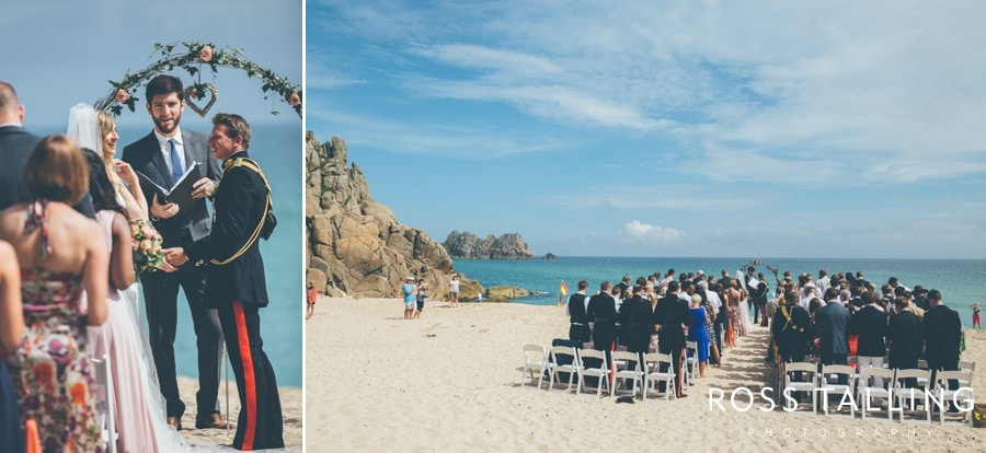 Minack Porthcurno Beach Wedding Photography_0049
