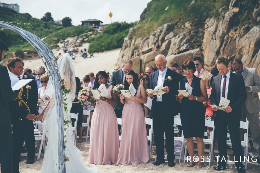 Minack Porthcurno Beach Wedding Photography_0045
