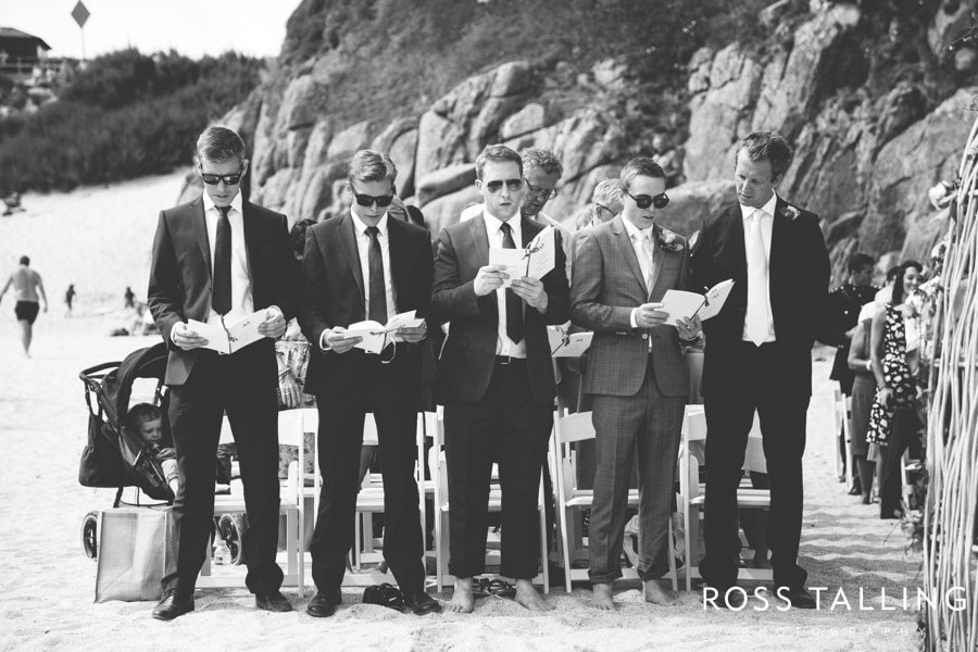 Minack Porthcurno Beach Wedding Photography_0044