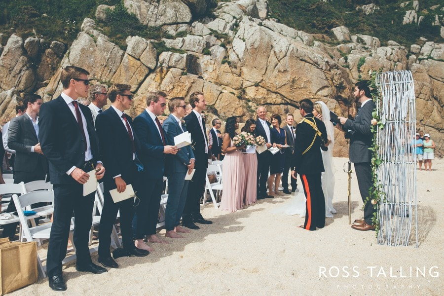 Minack Porthcurno Beach Wedding Photography_0043