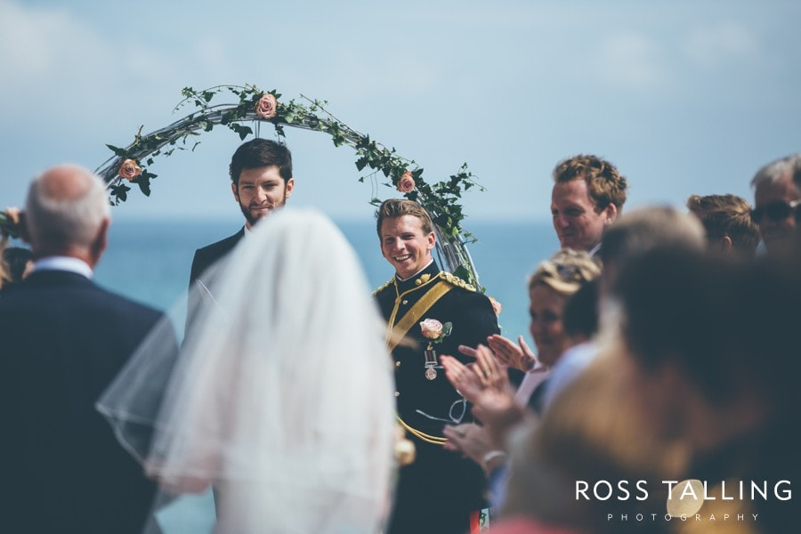 Minack Porthcurno Beach Wedding Photography_0040