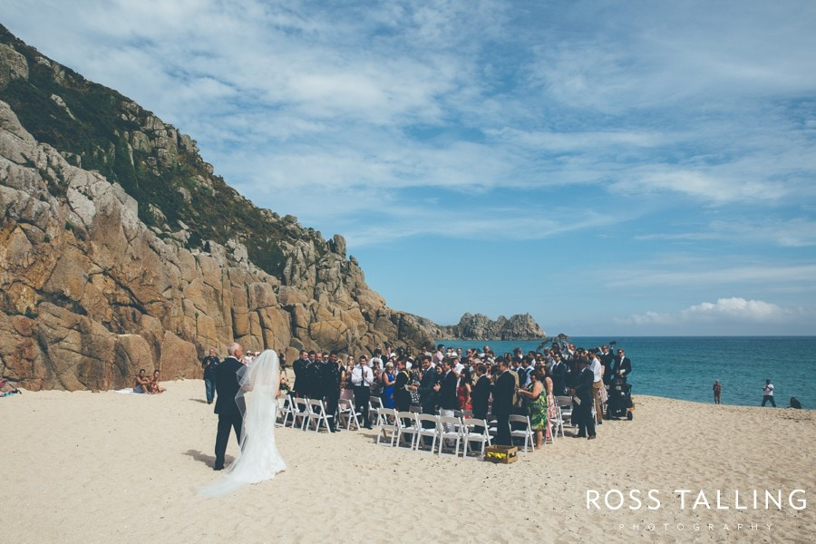Minack Porthcurno Beach Wedding Photography_0039