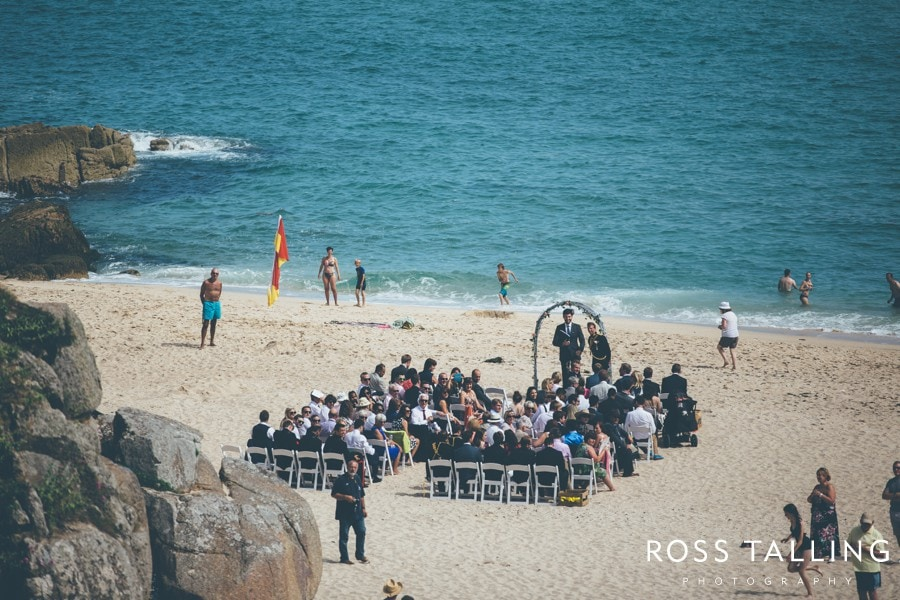 Minack Porthcurno Beach Wedding Photography_0036