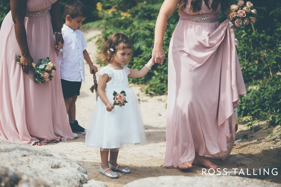 Minack Porthcurno Beach Wedding Photography_0034