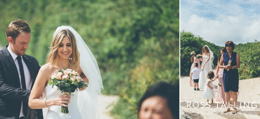 Minack Porthcurno Beach Wedding Photography_0033