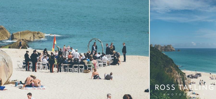 Minack Porthcurno Beach Wedding Photography_0031