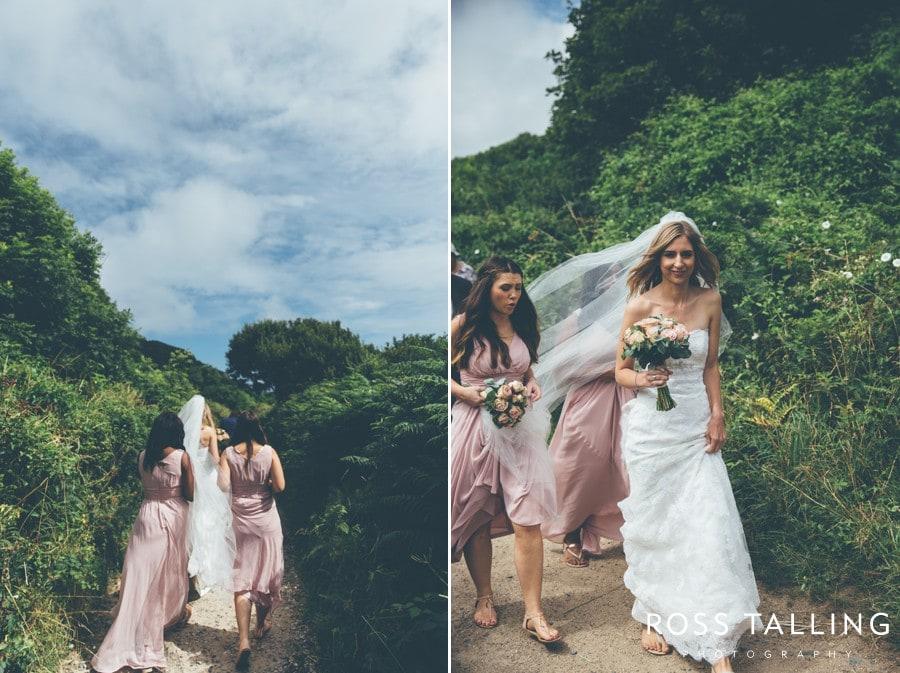 Minack Porthcurno Beach Wedding Photography_0030