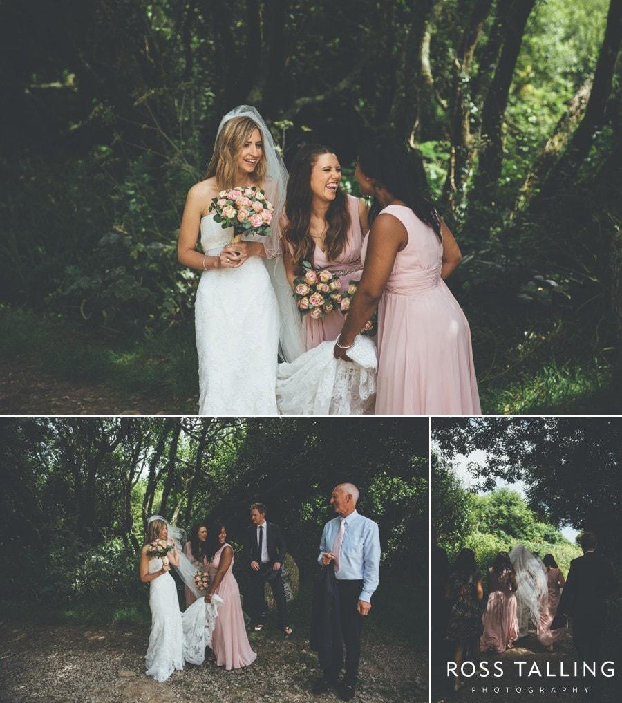 Minack Porthcurno Beach Wedding Photography_0029