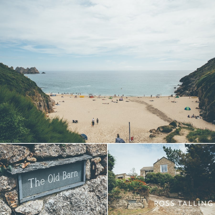 Minack Porthcurno Beach Wedding Photography_0000