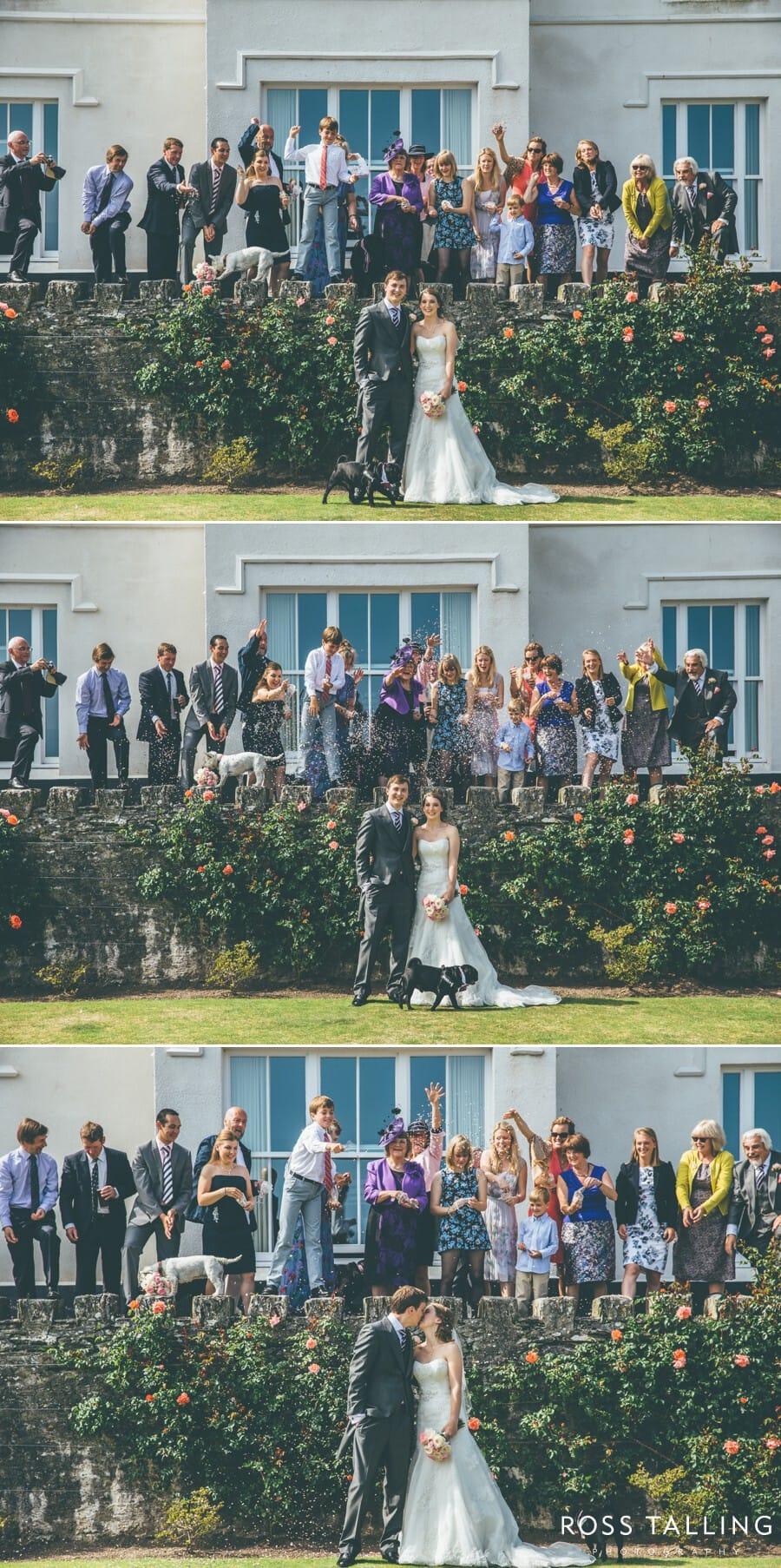 Polpier House Wedding Photography Cornwall Rebecca & Richard_0067