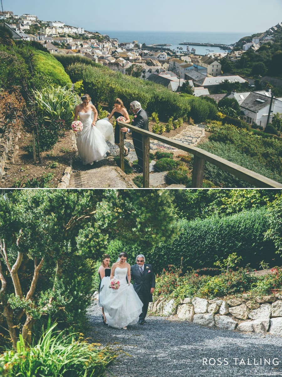 Polpier House Wedding Photography Cornwall Rebecca & Richard_0034