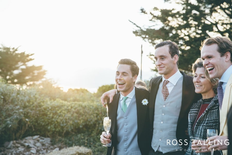 Rock Wedding Photography Cornwall by Ross Talling- Claire & Griff_0084