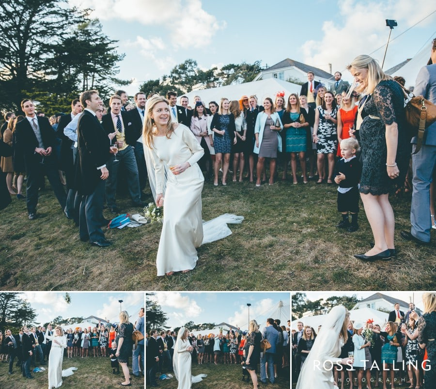 Rock Wedding Photography Cornwall by Ross Talling- Claire & Griff_0083
