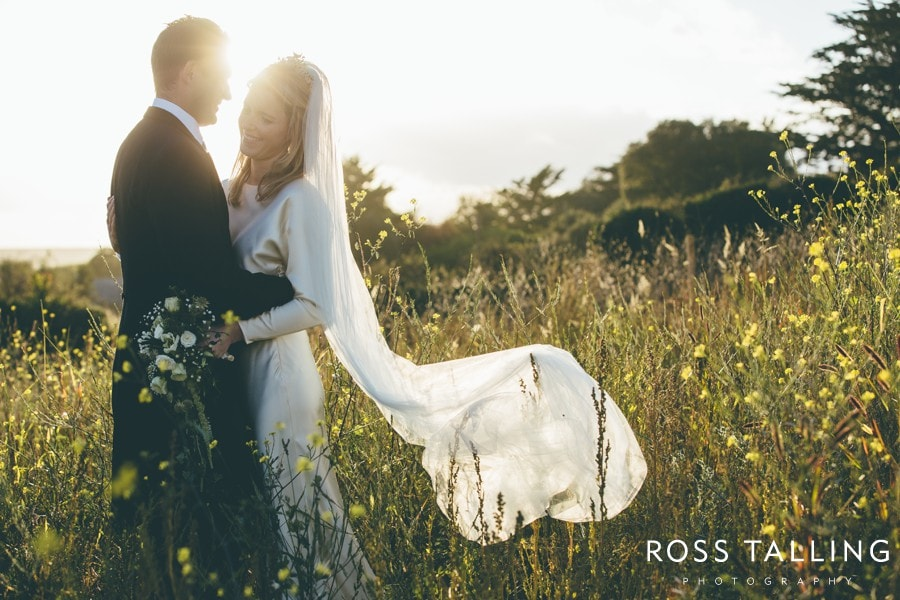 Claire & Griff :: Rock Wedding, Cornwall