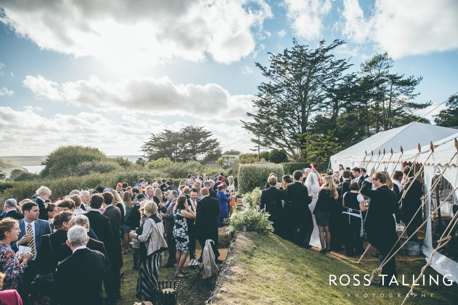 Rock Wedding Photography Cornwall by Ross Talling- Claire & Griff_0054