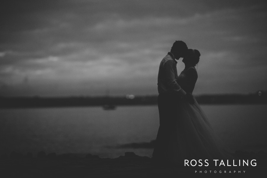 Wedding Photography Cornwall Polkerris Beach by Ross Talling Hollie & George_0106