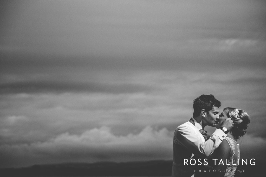 Wedding Photography Cornwall Polkerris Beach by Ross Talling Hollie & George_0105