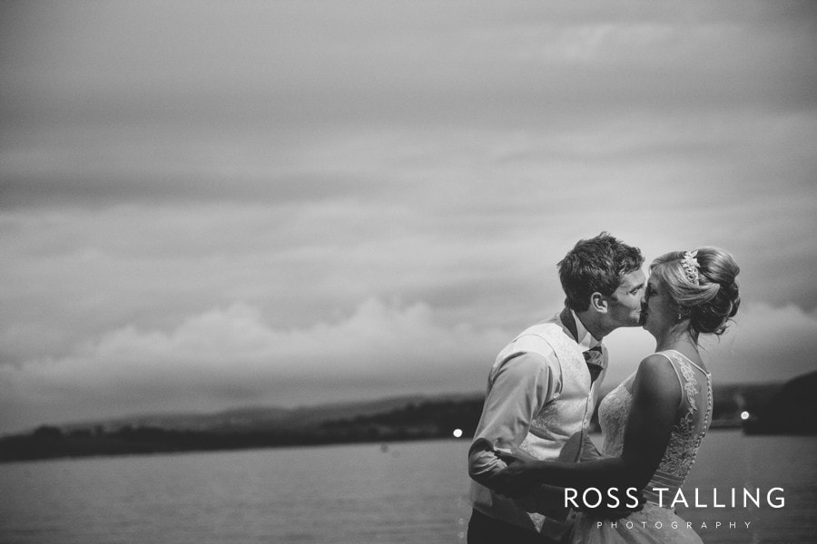 Wedding Photography Cornwall Polkerris Beach by Ross Talling Hollie & George_0102