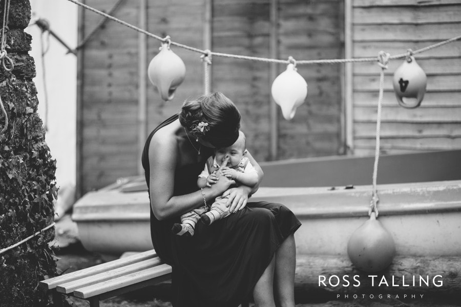Wedding Photography Cornwall Polkerris Beach by Ross Talling Hollie & George_0089