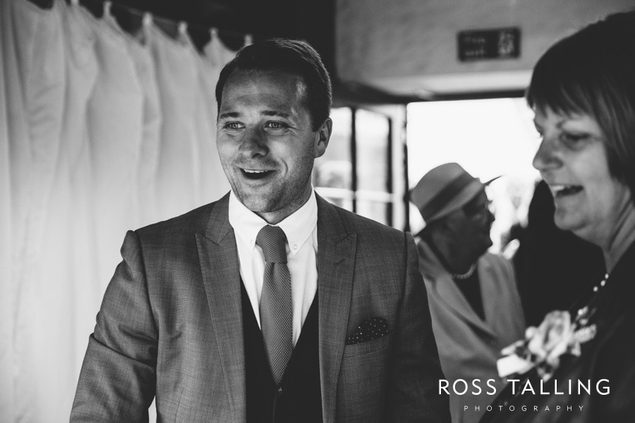 Wedding Photography Cornwall Polkerris Beach by Ross Talling Hollie & George_0083