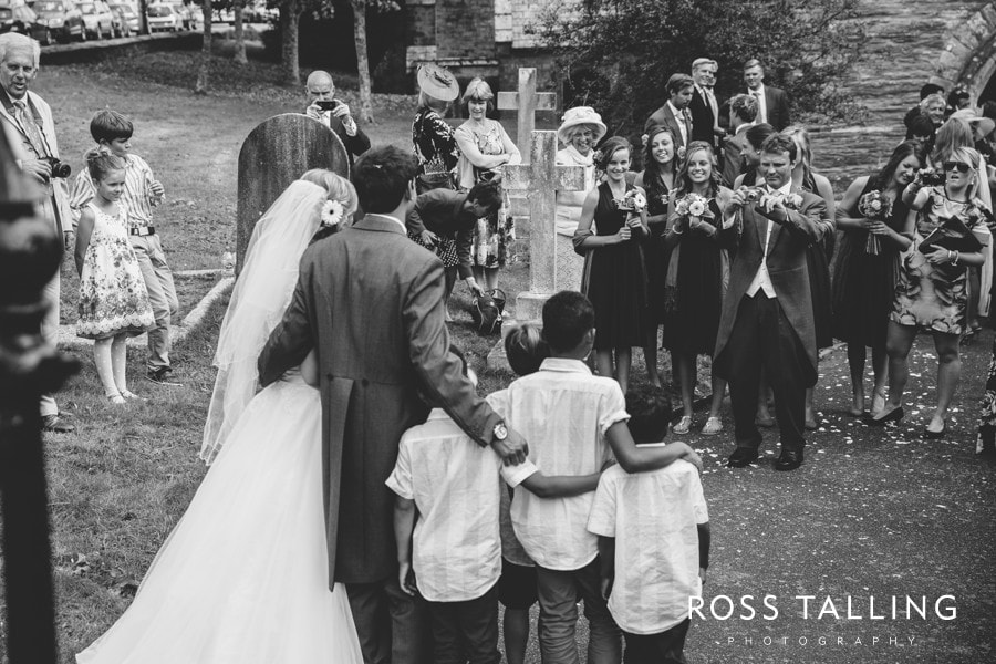 Wedding Photography Cornwall Polkerris Beach by Ross Talling Hollie & George_0063