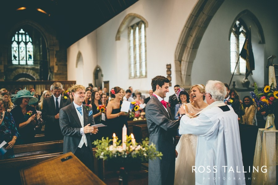 Wedding Photography Cornwall Polkerris Beach by Ross Talling Hollie & George_0049