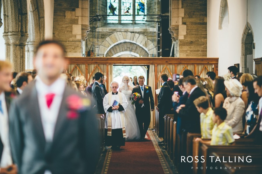 Wedding Photography Cornwall Polkerris Beach by Ross Talling Hollie & George_0035