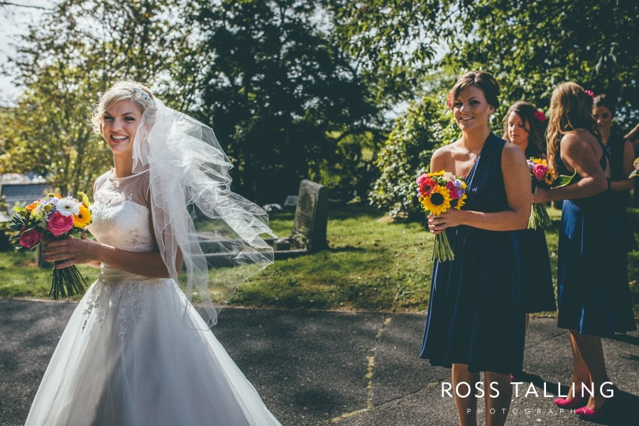 Wedding Photography Cornwall Polkerris Beach by Ross Talling Hollie & George_0032